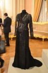 Чёрное сценическое платье Сценические костюмы, фото 2.