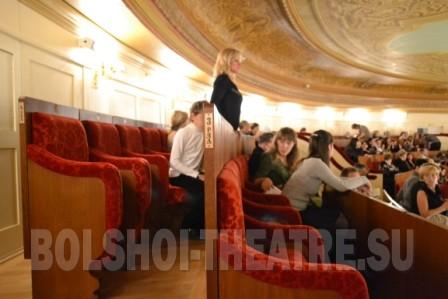 Интерьер Большого театра III,