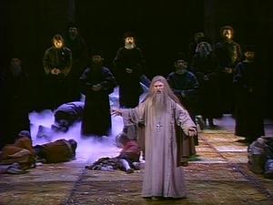 В ГАБТ прошла опера «Борис Годунов»